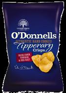 O'Donnell's Salt & Vinegar Crisps