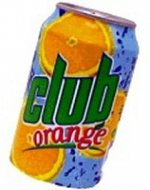 Club Orange 330ml Can