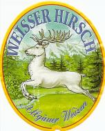 Hoss Weisser-Hirsch