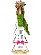 Thin Gin Christmas Bottle